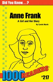 Anne Frank: A Girl and Her Diary