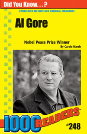 Al Gore: Nobel Peace Prize Winner