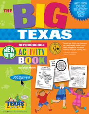 The BIG Texas Reproducible Activity Book-New Version