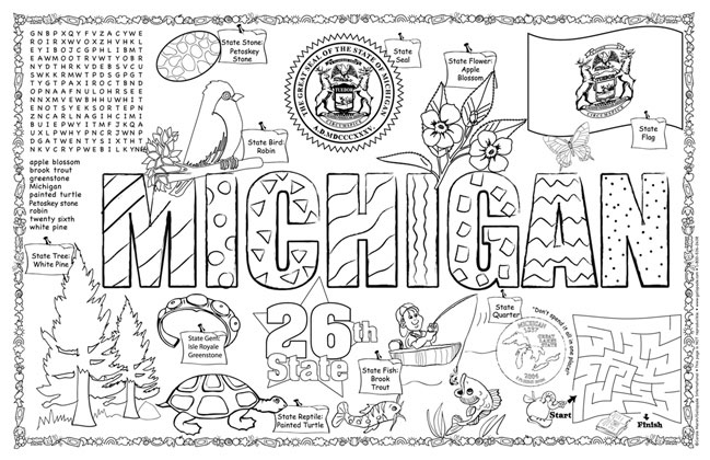 Michigan State Football Coloring Pages Coloring Pages