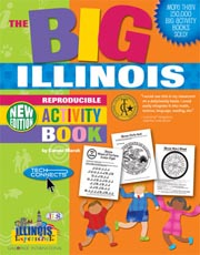 The BIG Illinois Reproducible Activity Book-New Version