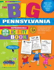 The BIG Pennsylvania Reproducible Activity Book-New Version