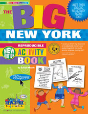 The BIG New York Reproducible Activity Book-New Version