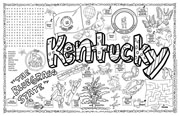Kentucky Symbols & Facts FunSheet – Pack of 30
