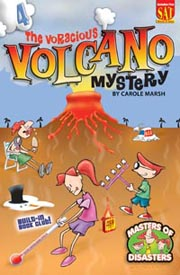 The Voracious Volcano Mystery