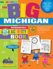 The BIG Michigan Reproducible Activity Book-New Version