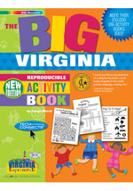 The BIG Virginia Reproducible Activity Book-New Version