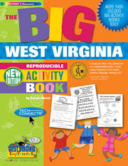 West Vriginia BIG Reproducible Activity Book-New Version