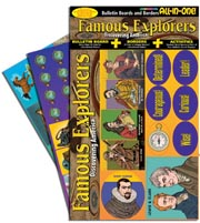 Famous Explorers: Discovering America!