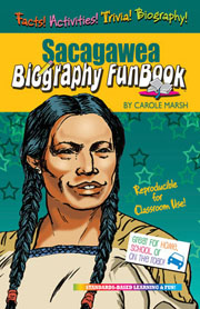 Sacagawea Biography FunBook