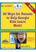 50 Ways for Parents to Help Georgia Kids Learn Math!
