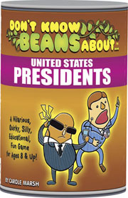 Don't Know Beans About… United States Presidents