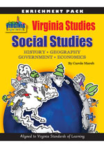 Virginia Studies Grade Enrichment Pack