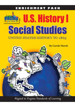 USA I History (to 1865) Enrichment Pack