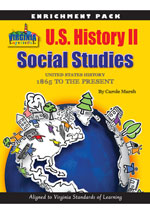USA II History (1865 to the Present) Enrichment Pack