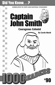 Captain John Smith: Courageous Colonist Consumable Pack 30