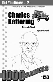 Charles Kettering: Patent Giant Consumable Pack 30