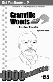 Granville Woods: Excellent Inventor Consumable Pack 30