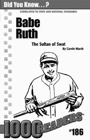 Babe Ruth: The Sultan of Swat Consumable Pack 30