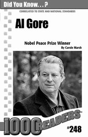 Al Gore: Nobel Peace Prize Winner Consumable Pack 30