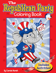 The Republican Party Coloring Book