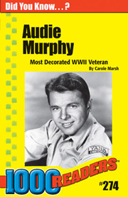 Audie Murphy: Most Decorated WWII Veteran