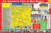 The New Mexico Experience Poster/Map!