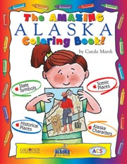 The Amazing Alaska Coloring Book!