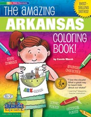 The Amazing Arkansas Coloring Book
