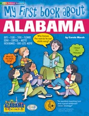 My First Book About Alabama!