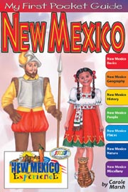 My First Pocket Guide New Mexico