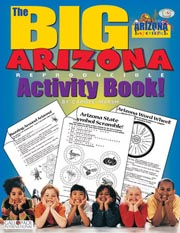 The BIG Arizona Reproducible Activity Book