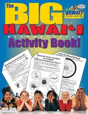 The BIG Hawaii Reproducible Activity Book