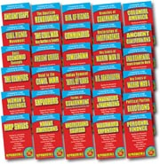 Common Core Lessons & Activities - 30 Book Classroom Set - Social Studies