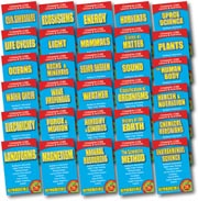 Common Core Lessons & Activities - 30 Book Classroom Set - Science Topics
