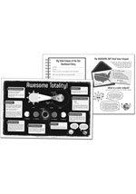 The Awesome 2017 Total Solar Eclipse FunSheet - Bulk Packaging