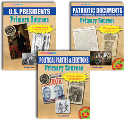 Primary Sources in American History - Set 4: Foundations of America