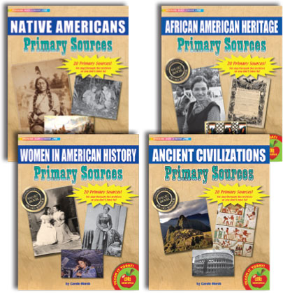 Primary Sources in American History - Set 5: Focus on Perspectives