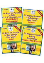 Georgia Parents Take Charge - Set of 4 Paperbackss