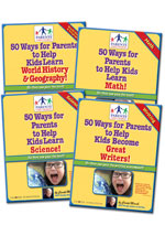 Parents Take Charge - Set of 4 Paperbacks