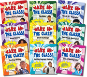 Wake Up the Class Set — 1 each of ALL 9