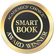 2014 winner of the Smart Book Award from Academics' Choice