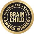 2018 Tillywig Parents' Favorite Products Award Winner.