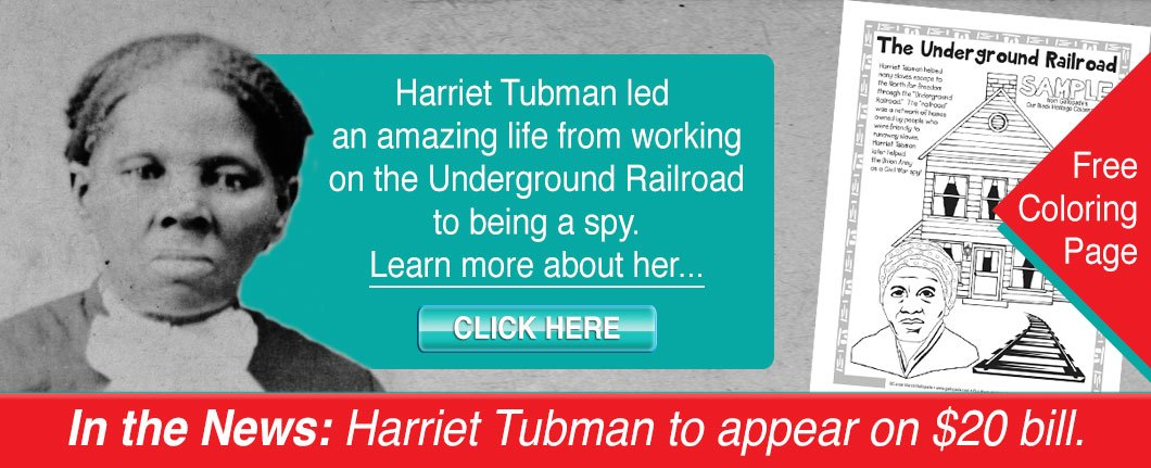 Harriet Tubman in the News