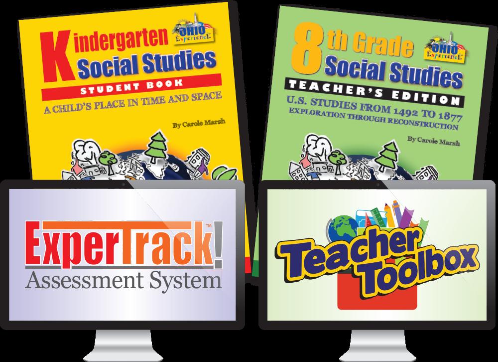 Ohio Curriculum Products