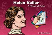 Helen Keller: A Woman of Vision - Digital Reader, 1-year School License