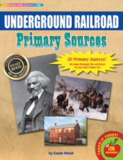 The Underground Railroad Primary Sources Pack