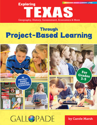 Exploring Texas Through Project-Based Learning
