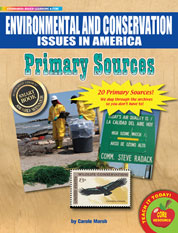 Environmental and Conservation Issues Primary Sources Pack