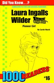 Laura Ingalls Wilder: Pioneer Girl